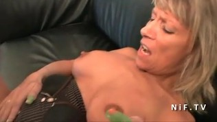 Splatter french mature hard analized for her casting couch